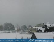Pierwszy Śnieg w Zako