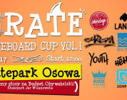 Pirate Skateboard Cup Vol.1