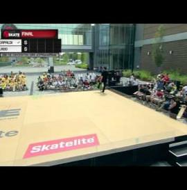 PJ Ladd vs. Mike Mo Capaldi - Game of Skate Finals