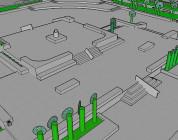 Plac przed pomnikiem Trudu Górniczego w Katowicach będzie skate parkiem