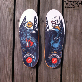 Po testach - Footprint Insoles King Foam Orthotic