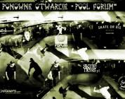 """Ponowne otwarcie """"Pool Forum"""""""