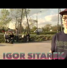Popołudnie w Piasecznie z Igorem