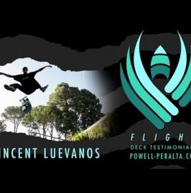 Powell-Peralta | Vincent Luevanos | FLIGHT