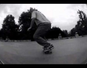 Praga - POLUDNIE 1 - skateboard oldschool by PEEPHOLE