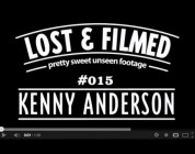 Pretty Sweet Lost & Filmed Clip of the Day with Kenny Anderson