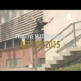 Primitive Skate | Best of 2015