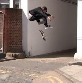 Primitive Skate | Massif | London Video