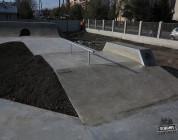 Przemyśl skatepark- rozbudowa