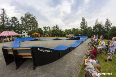 Pumptrack Pawłowice 1