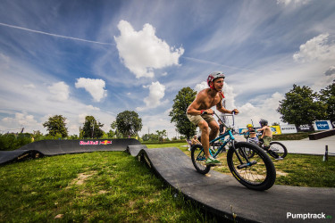 Pumptracki modułowe od Techramps