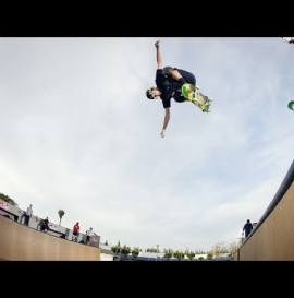 """Grosso's Ramp Jam"" Video"