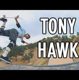 Rad Dads: Tony Hawk