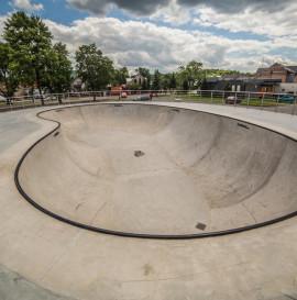 Radni Wąchocka krytykują nowo wybudowany skatepark