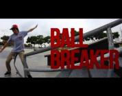 RAFAEL PEREZ - BREAKS BOARD WITH BALLS