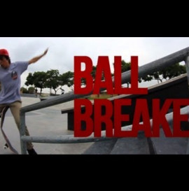 RAFAEL PEREZ - BREAKS BOARD WITH BALLS
