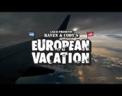 Raven Tershy and Cody Chapman's European Vacation