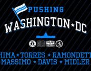 REAL SKATEBOARDS: CHIMA, TORRES, RAMONDETTA, MASSIMO, DAVIS, MIDLER - PUSHING WASHINGTON D.C.