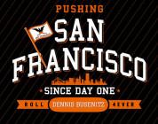 Real Skateboards Dennis Busenitz Pushing San Francisco