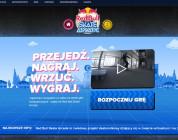 RED BULL SKATE ARCADE – nagrywaj, wygrywaj, reprezentuj