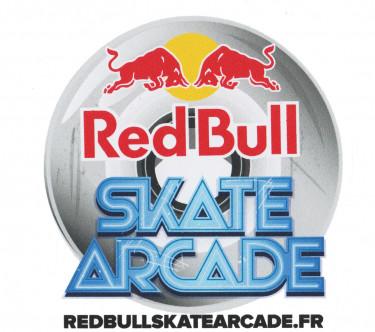 Red Bull Skate Arcade przygotowania.