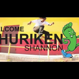 Remind Insoles Welcomes Shuriken Shannon