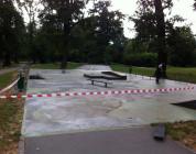 Remont Parku Jordana.
