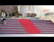 Reveal Skateboards Presents Reggie Kelly