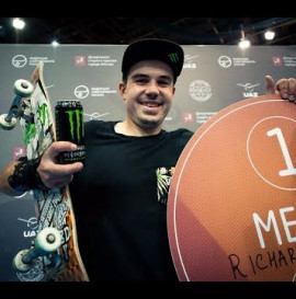 Richard Tury WINS the WorldCup in Moscow 2017