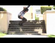 Richie Jackson Firecracker Kickflip Out