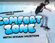 Ricta Wheels: Comfort Zone With Nyjah Huston