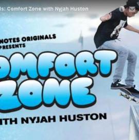 Ricta Wheels: Comfort Zone With Nyjah Huston
