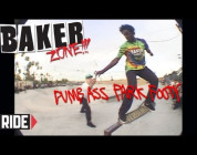 RIDE CHANNEL - BAKER ZONE - DUMB ASS PARK FOOTY