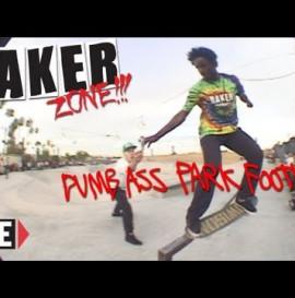 RIDE CHANNEL - BAKER ZONE - DUMB ASS PARK FOOTY