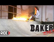 RIDE CHANNEL - BAKER ZONE - TRASH COMPACTOR: ANDREW REYNOLDS, RILEY HAWK, FIGGY AND MORE