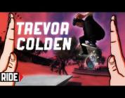 RIDE CHANNEL - HIGH FIVED - TREVOR COLDEN