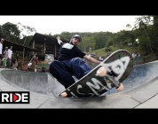 RIDE CHANNEL – PEDRO BARROS – RTMF BOWL SESSION IN FLORIANOPOLIS, BRAZIL