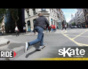 RIDE CHANNEL - SKATE - LONDON WITH NICK JENSEN