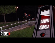 RIDE CHANNEL - SLAMS - DAKOTA SERVOLD RAIL BAIL