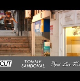 RIDE CHANNEL - UNCUT - TOMMY SANDOVAL ROAD LESS TRAVELED OUTTAKES