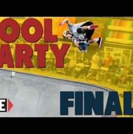 RIDE CHANNEL - VANS POOL PARTY 2013 - FINALS