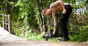 Roadkill - majówka w Pradze.