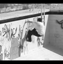 Roberto Aleman - Independent Trucks Black and White