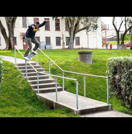 "Rough Cut: Ishod Wair's ""Back on my BS"" Part"