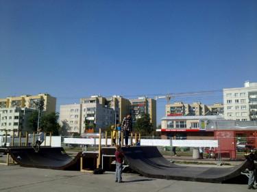 Rozbudowa rampy w Dzielnicy Bemowo - Warszawa