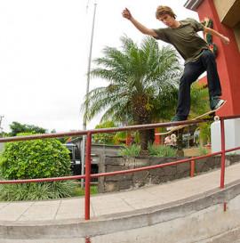 RVCA Costa Rica 2012