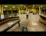 S.K.A.T.E Jacek Ostaszewski vs Dawid Cybula