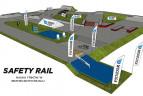 Safety Rail na Wood Camp !!!