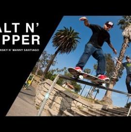 Salt N' Pepper - Dave Bachinsky & Manny Santiago