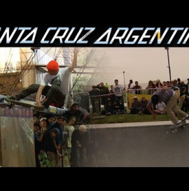 Santa Cruz Presents: Argentina Tour 2014